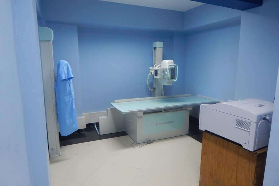 diagnostic imaging equipment
